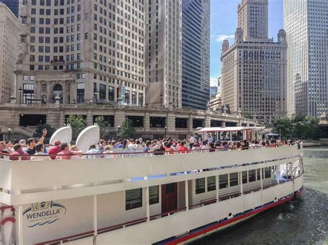 Which Wendella Boat Tour Is Best by Chicago Architecture Tour Boat Winter Lifehacked1st