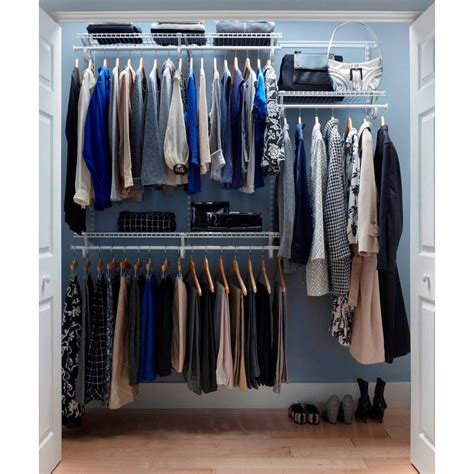 Decorating Awesome Lowes Closet Systems For Home Decor