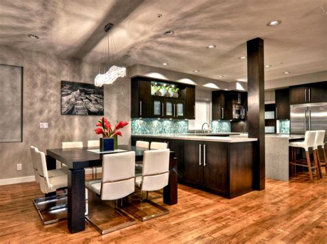 Inspirational Modern Kitchen And Dining Room Design 47 In