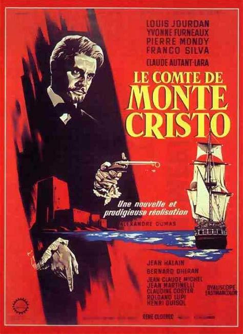 le comte de monte cristo 1961 cin 233 sanctuary