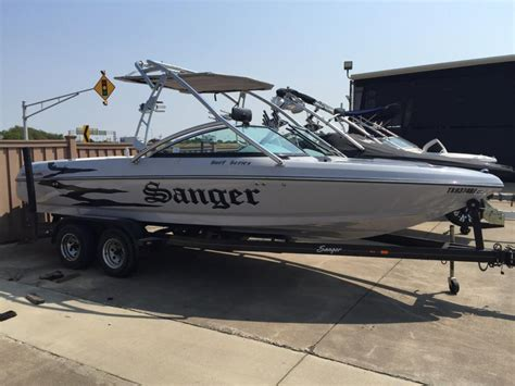 Sanger Boats Texas by Sanger Sanger Boats For Sale In Fort Worth Texas