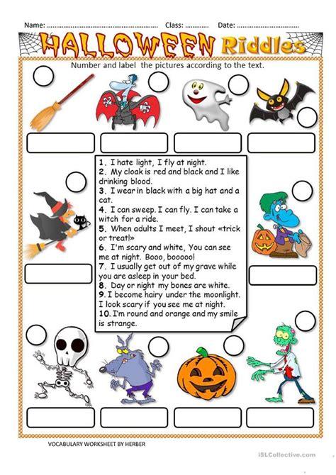 Halloween Fun Riddles by Big 59627 Halloween Riddles Ws 1 Jpg