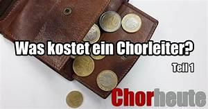 Was Kostet Ein Fingerhaus : was kostet ein chorleiter eine wichtige frage f r jeden chor ~ Markanthonyermac.com Haus und Dekorationen