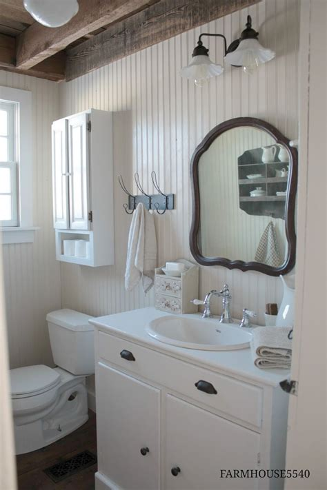 Excellent Bathroom With Beadboard From Powder Room Dddfcf