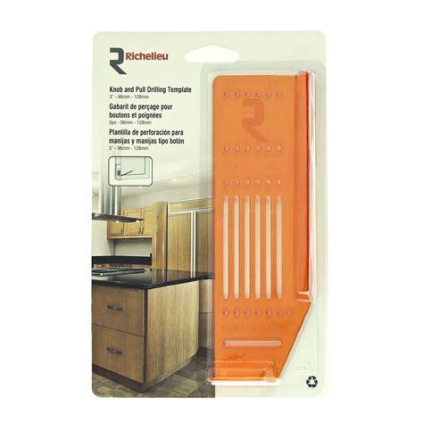 richelieu hardware cabinet hardware door template
