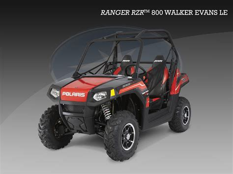 polaris ranger rzr 800 walker le 2009 2010 autoevolution