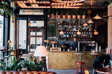 le superbe caf 233 et bar du boulevard st laurent