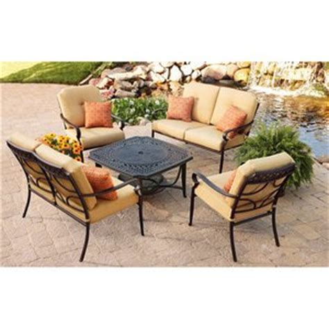 patio furniture cast aluminum outdoor lawn garden paxton place better homes