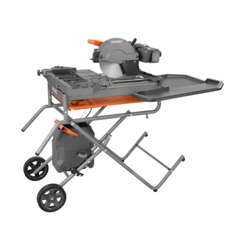 ridgid 10 inch tile saw review pro tool reviews