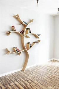 Bücherregal Selber Bauen Kreativ : 18 best tree shelves images on pinterest tree shelf tree bookcase and tree bookshelf ~ Markanthonyermac.com Haus und Dekorationen