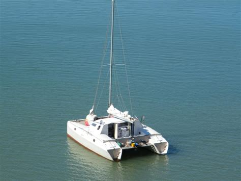 Catamaran M2 Vendre by Tropic 36 Yachts Broker Oc 233 An Indien Achat Vente Occasion