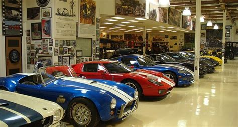 25 Of The Coolest Cars In Jay Leno's Garage  Exotic Whips Tv