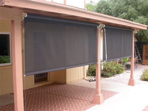 patio roll up shades walmart for price custom window shades will roll patio shades