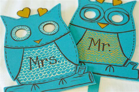 My Owl Barn Owl Themed Vintage Wedding