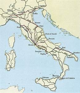 Wendy Quest: Research - Ancient Rome - Maps of Roman Roads