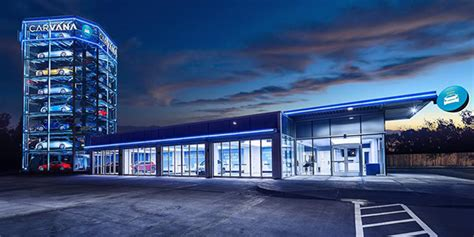Carvana Could Open Multistory Car Vending Machine In Tempe