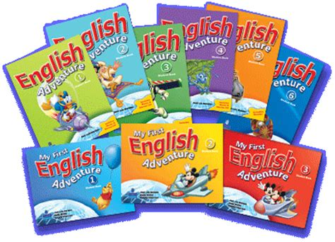 English Adventure Parents