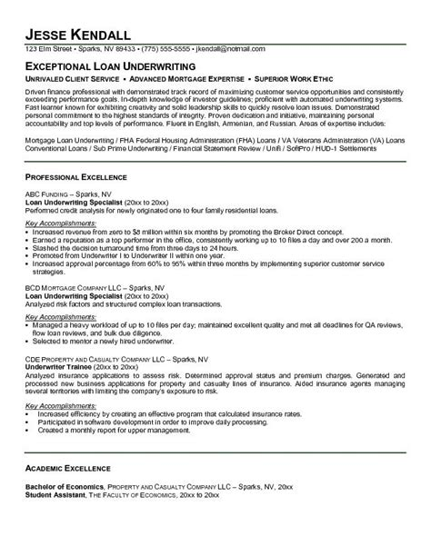 mortgage specialist resume 28 images exle mortgage specialist resume free sle mortgage loan