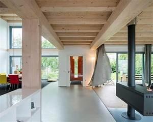 Bauhaus Türen Preise : flachdach holzhaus im bauhaus stil stommel haus ~ Markanthonyermac.com Haus und Dekorationen