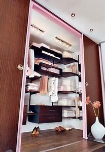 Offener Schrank Vorhang : begehbaren kleiderschrank selber bauen ~ Markanthonyermac.com Haus und Dekorationen
