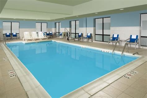 Indoor Pool-picture Of Holiday Inn Express & Suites