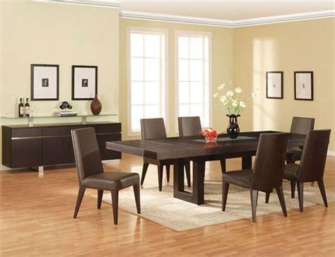 Modern Dining Room Furniture Design