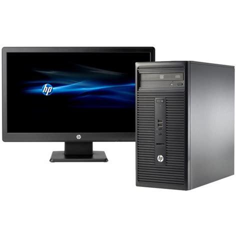 ordinateur de bureau marque hp hascor international sarl