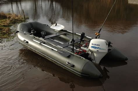13 Ft Fishing Boat For Sale Uk by Bison Marine Olive Green Inflatable Fishing Sports Air Rib