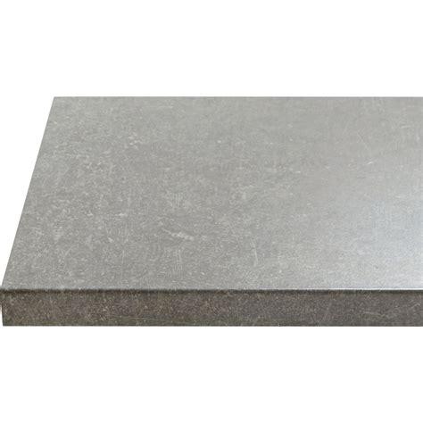 plan de travail stratifi 233 effet pietra satin 233 l 246 x p 63 5 cm ep 28 mm leroy merlin