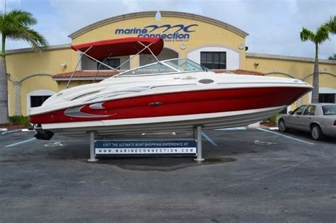Used Sea Ray Sundeck Boats For Sale by Used 2005 Sea Ray 270 Sundeck Boat For Sale In West Palm