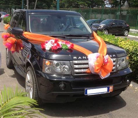 mariage decoration voiture maries id 233 es de d 233 coration et