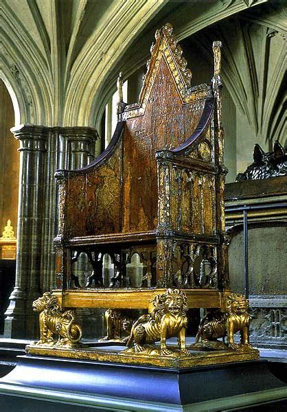the coronation chair quot king edward s chair quot in westminster dumbledore s chair