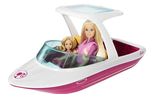Barbie Dolphin Magic Ocean View Boat by Barbie Dolphin Magic Ocean View Boat Playset Includes