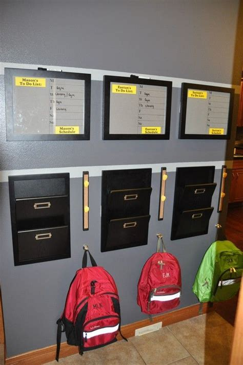 backpack hooks for home 5 ideas for organizing your home for back to school