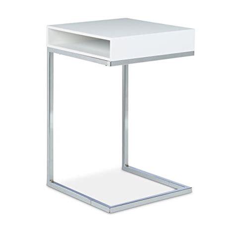 relaxdays table basse hxlxp 61 x 37 x 38 cm table console table d appoint canap 233 pour le salon