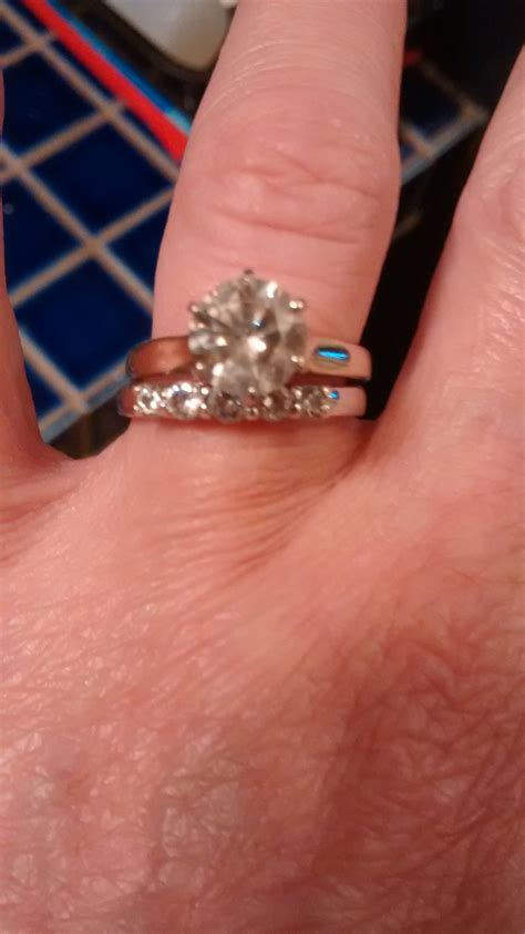 Anyone Have An L, M, Or N And Color Diamond? (pictures. Childrens Wedding Rings. White Dragon Rings. Simple Wedding Wedding Rings. Lehenga Rings. Don Roberto's Jewelry Engagement Rings. Maple Rings. Stern Wedding Rings. Moti Rings