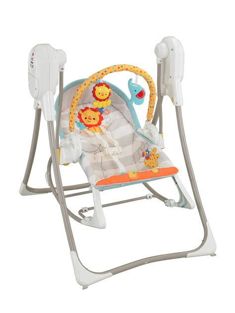 balancelle 3 en 1 fisher price mes amis les animaux fisher price