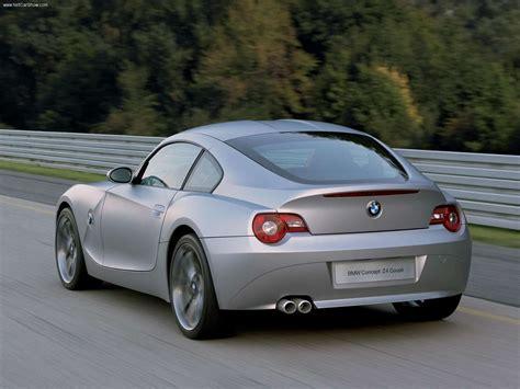 2005 Bmw Z4 Coupe, 2001 Bmw Z18 Concept