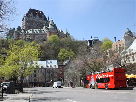 Boat Tour Quebec by Cruise And 2 Days Hop On Hop Off Combo Qu 233 Bec Boat