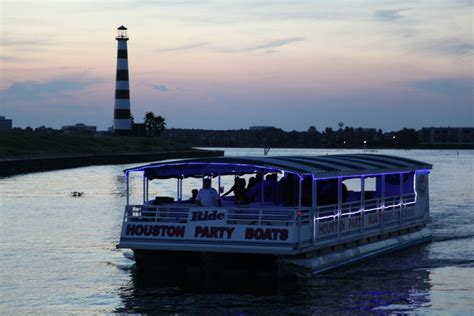 Houston Party Boats by The Experience Houston Party Boats