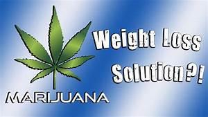 Marijuana Diet: Pot Helps You Lose Weight! | Weight Loss ...