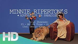 (HD) Minnie Riperton's Vocal Showcase - Adventures In ...