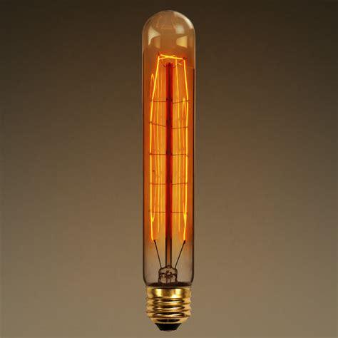 antique light bulbs 60 watt antique bulb t9 wound tungsten