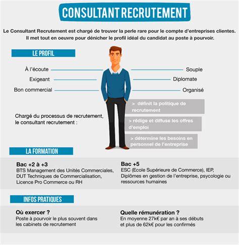 fiche m 233 tier consultant en recrutement direct emploi