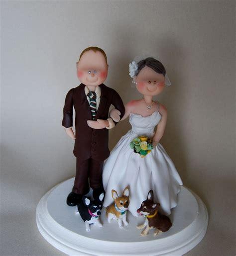 custom cake toppers wedding cake topper custom made by