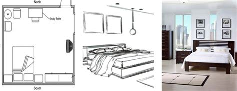 bedroom placement ideas unique furniture layout square interior design room layout tips onlinedesignteacher