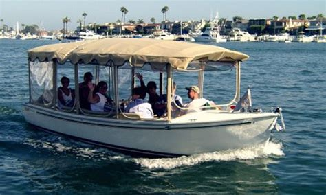 Duffy Boat Rental Deals Newport Beach by Huntington Harbor Boat Rentals Los Angeles Deal Of The Day