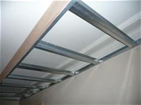 faux plafond autoportant partiel eclairage
