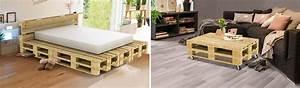 Paletten Möbel Garten : m bel aus paletten einfach selber bauen obi palettenm bel ~ Markanthonyermac.com Haus und Dekorationen