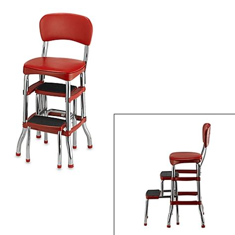 cosco 174 retro chair step stool in www bedbathandbeyond
